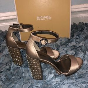 Michael Kors Block Heel in size 6.5